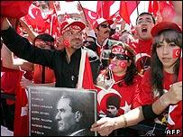 Turkish Presidential Crisis