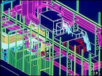 El robot conjetural demostró su eficiencia en edificios de oficinas y laberintos.
