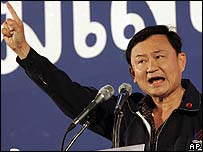Thaksin Shinawatra, archive picture