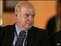 José Miguel Insulza, secretario general de la Organización de Estados Americanos