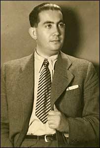 Yaakov Laskier, padre de Rutka Laskier, sobrevivió al Holocausto.