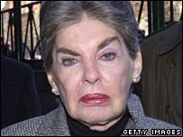 Late New York billionaire Leona Helmsley