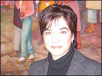 Roxana Velásquez, directora del Museo del Palacio de Bellas Artes.