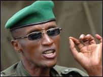 Renegade Congolese Tutsi General, Laurent Nkunda