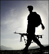 عسكري تركي