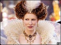 Cate Blanchett as Elizabeth