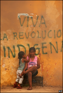 Graffiti en Bolivia