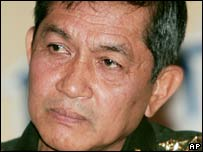 General Sonthi Boonyaratglin, file image