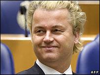 Geert Wilders. File photo