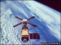 Skylab,which fell to Earth uncontrolled in 1979 | Image: BBC News