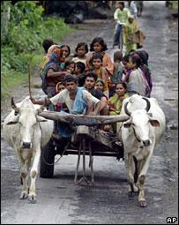 India village family