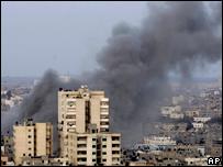 Operación israel� en Gaza