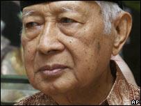 Mantan presiden Suharto