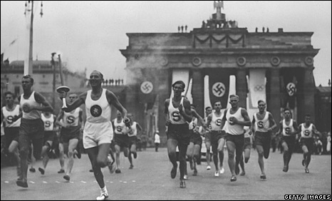 Nazi Torch Relay