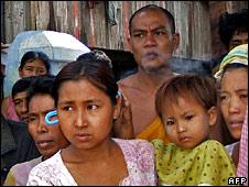 Burma Hurricame