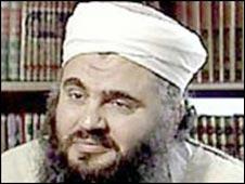 Abu Qatada (BBC)