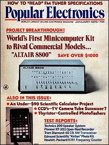 در سال 1970 جهشی در صنعت کامپیوتر بوجود آمد