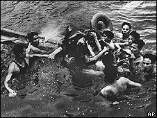 John McCain is captured in Hanoi