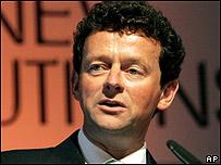 Tony Hayward, director ejecutivo de BP