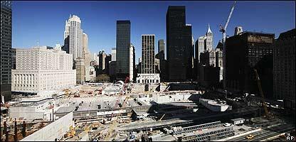 """""""Zona Cero"""" en Nueva York"""