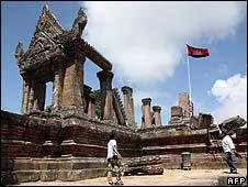 Preah Vihear temple (file picture)