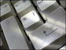 Computer keyboard, BBC