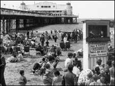 Grand Pier - pic from Weston-super-Mare website
