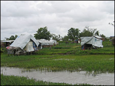 Shelter in the Irrawaddy Delta