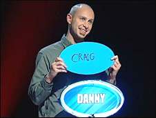Danny Hall on The Weakest Link