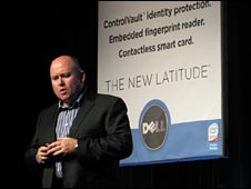 Andy Lark of Dell