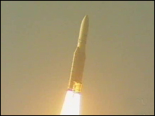 Ariane launch (Esa)