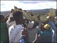 Turning of the Bones in Madagascar