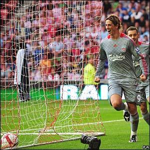Fernando Torres / el nino