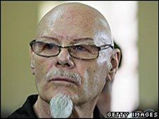 Gary Glitter March 2006