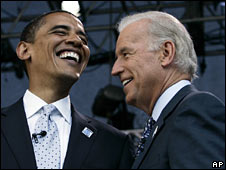 Mr Obama could benefit from Biden's foreign policy clout, analysts say