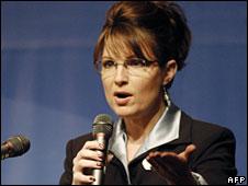 Sarah Palin - (sigh)