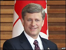 Stephen Harper - file photo