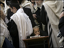 Haredi gathering