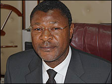 Foreign Minister Moses Wetangula