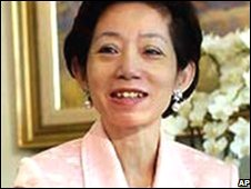 Wu Shu-chen, Taiwan's first lady