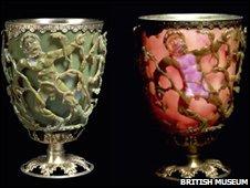 Lycurgus cup (British Museum)