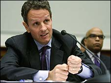 Timothy Geithner - 24/7/2008