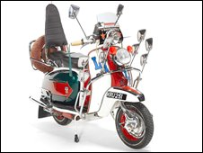 Quadrophenia scooter