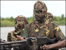 African militants