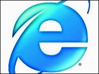 Logotipo del Explorer