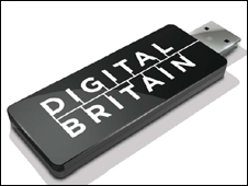 Digital Britain logo, DCMS
