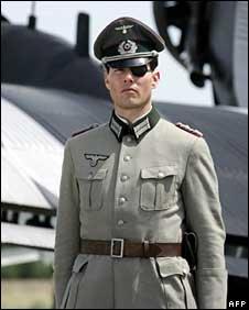 Tom Cruise as Claus von Stauffenberg