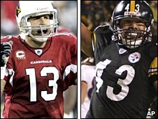 Steelers vs Cardinals Superbowl XLIII