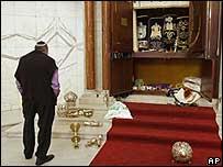 Sinagoga profanada en Venezuela