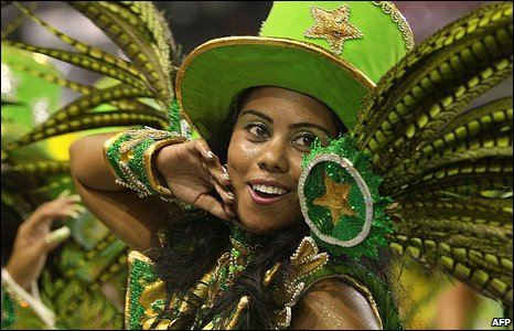 Luxuriant costumes have to be painstakingly created and worn with care. A misplaced wing or feather can cost a school the title.